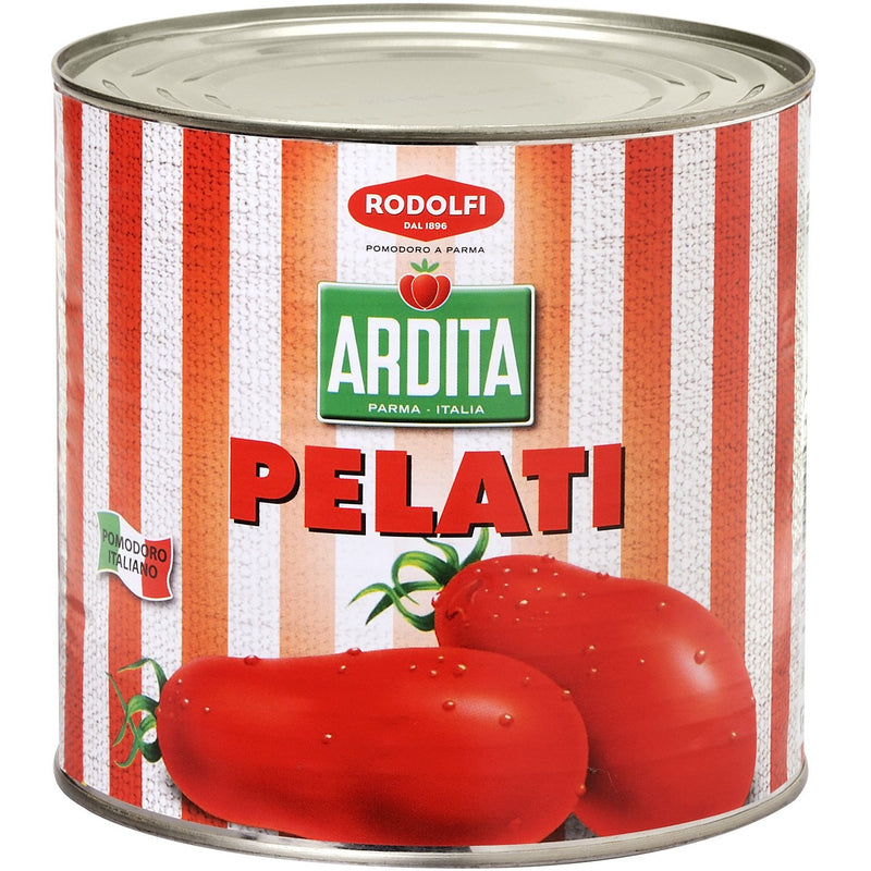 Peeled Tomatoes N.W. 2.5kg can