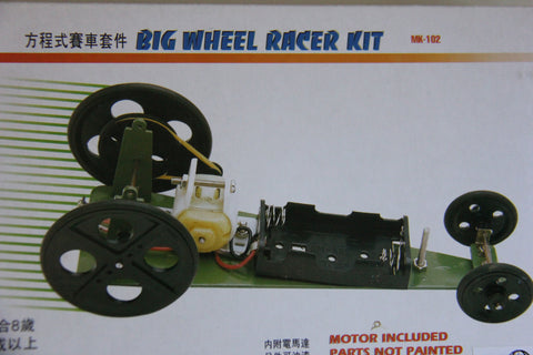Big Wheel Racer Kit