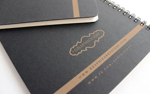 Notebooks by Prasad Bhat, Graphicurry