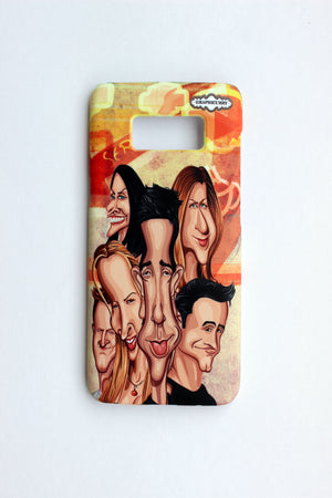 Friends Forever Samsung 8 Phone Case