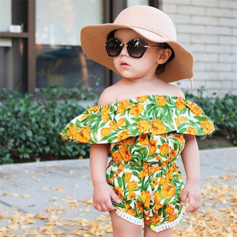 Newest Newborn Infant Baby Girl Sleeveless Plaid Clothes Romper tracksuits Jumpsuit Outfits Baby Girl Clothes 1pc Ropa mujer