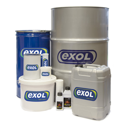 Exol Ultramax 46 Hydraulic Oil 205ltr