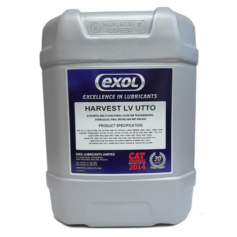Exol Optifarm UTTO Transmission Fluid