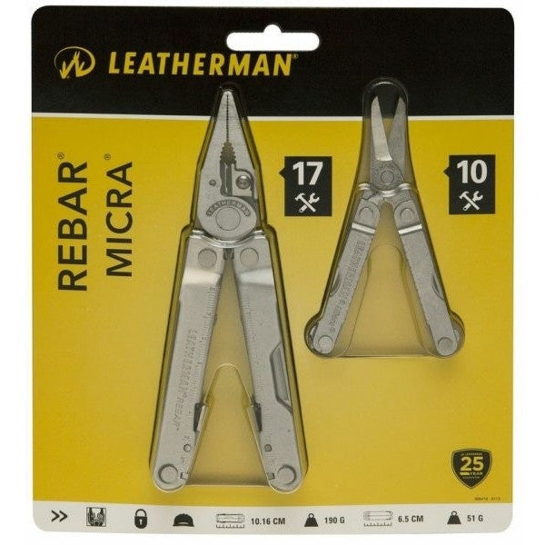 Leatherman Rebar & Micra Multi-tool Pack, www.clunycountrystore.co.uk
