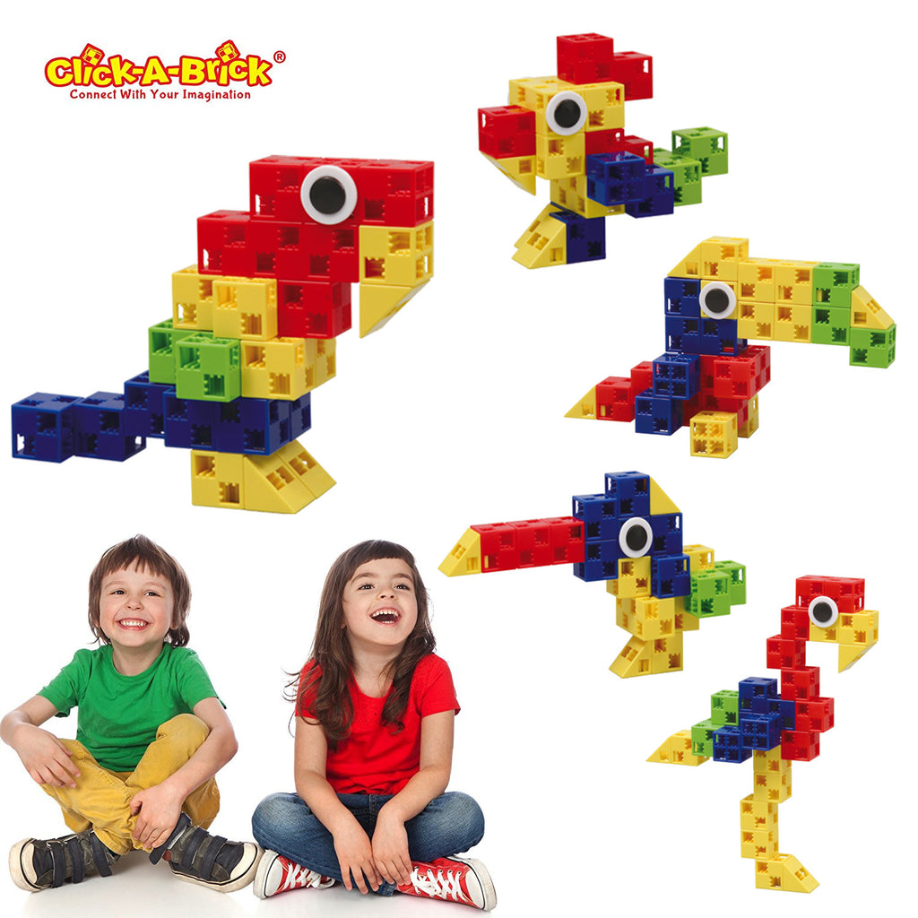 03 - Feather Friends - 30 piece set