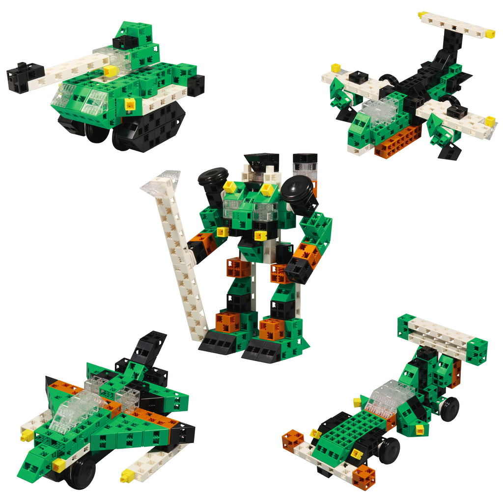 Toys - Army Defenders - 10 In 1 Set