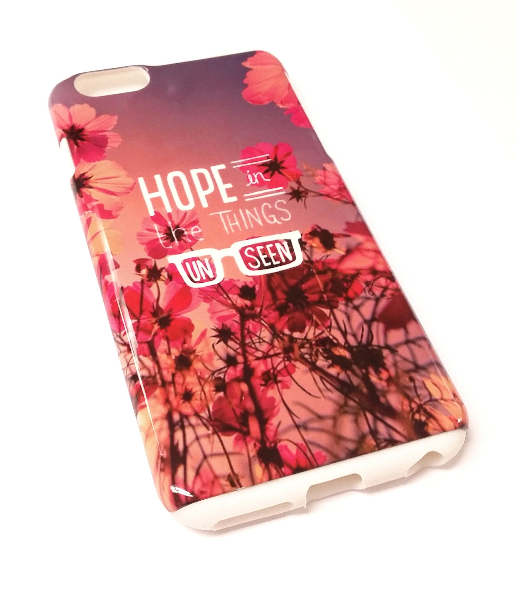 Hope In The Things Unseen iPhone 6/6S/6 Plus Case - Good Row Clothing  - 2