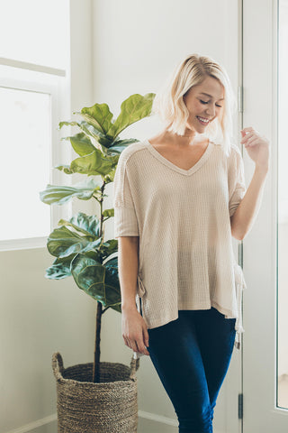 Forever Comfortable Tunic in Khaki