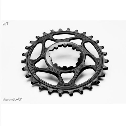 ABSOLUTE BLACK SRAM Round Chainring