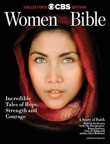 The Official CBS Watch! Collector's Edition: Women of the Bible
