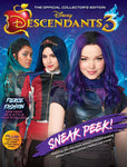 Disney Descendants 3 Official Collector's Edition Magazine