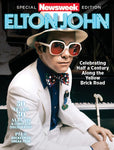 Newsweek Special Edition Elton John cover