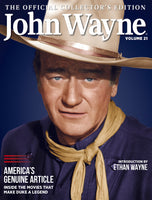 John Wayne: The Official Collector's Edition Volume 21— America's Genuine Article