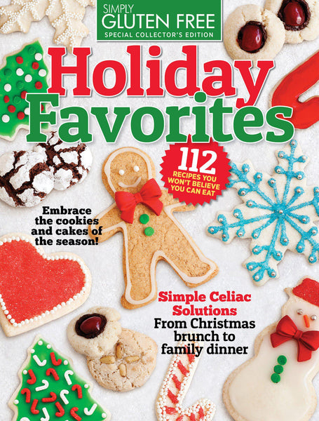 Simply Gluten Free: Holiday Favorites
