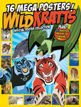 Wild Kratts—Official Poster Collection