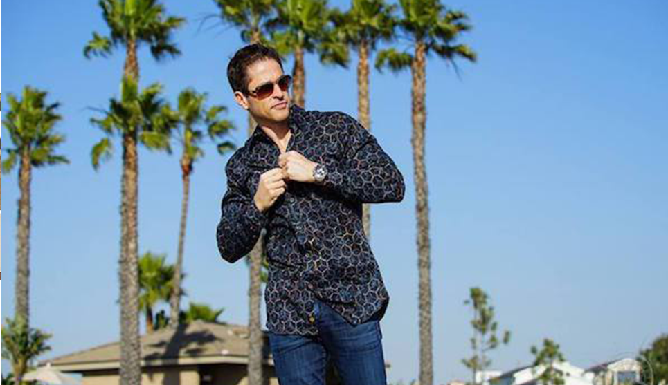 Authentic Batik Shirts from Pete Huntington of Bali