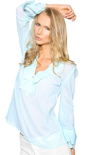 Tuscany Voile Women's Blouse