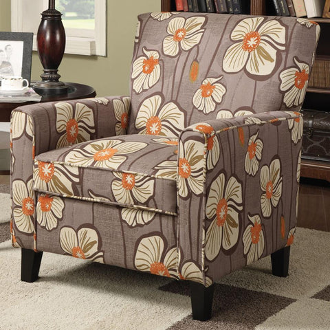 Accent Seating Contemporary Accent Chair