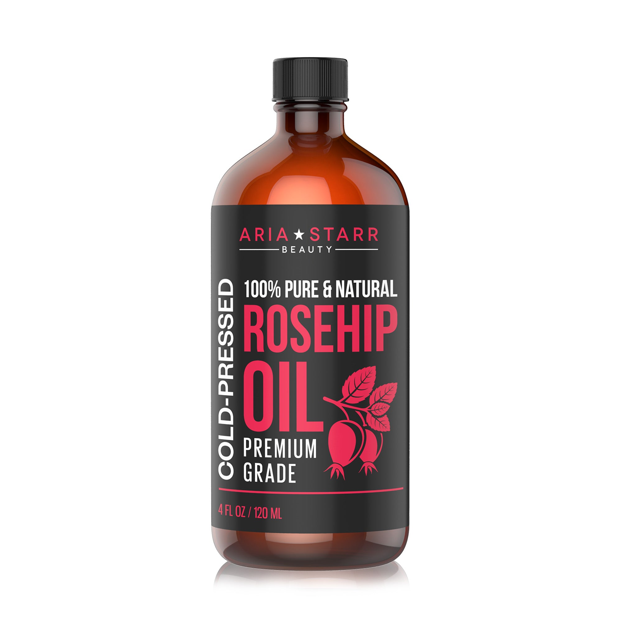 Rosehip Seed Oil Organic Cold Pressed