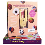 BOOK: Loome Party + Gift with Purchase