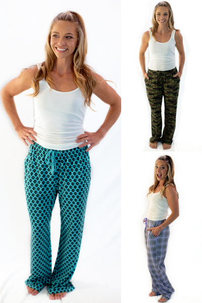 The Darien Unisex Drawstring Pant Separate with Pockets: Size down!