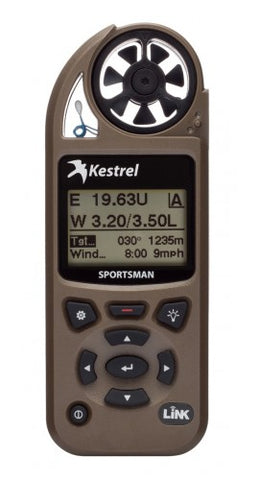 Kestrel 5700 Weather Meter Applied Ballistics Carrier