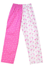 Pink Flamingo Star Pyjama Bottoms