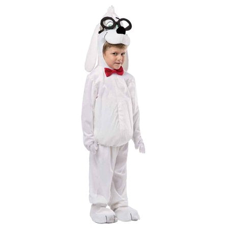 Toddler Mr. Peabody, from Dreamworks Mr. Peabody & Sherman - Nevermore Costumes