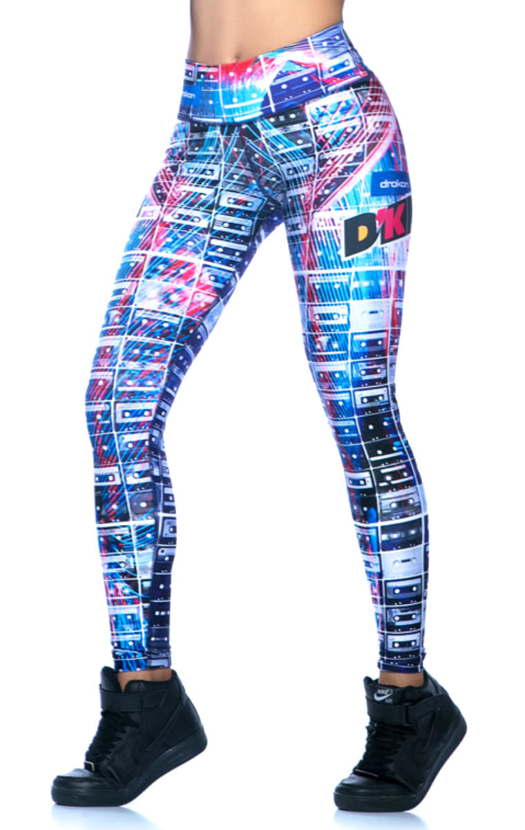 Drakon - Cassette Leggings