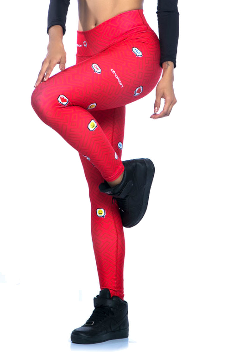 Drakon - EMOTI Leggings