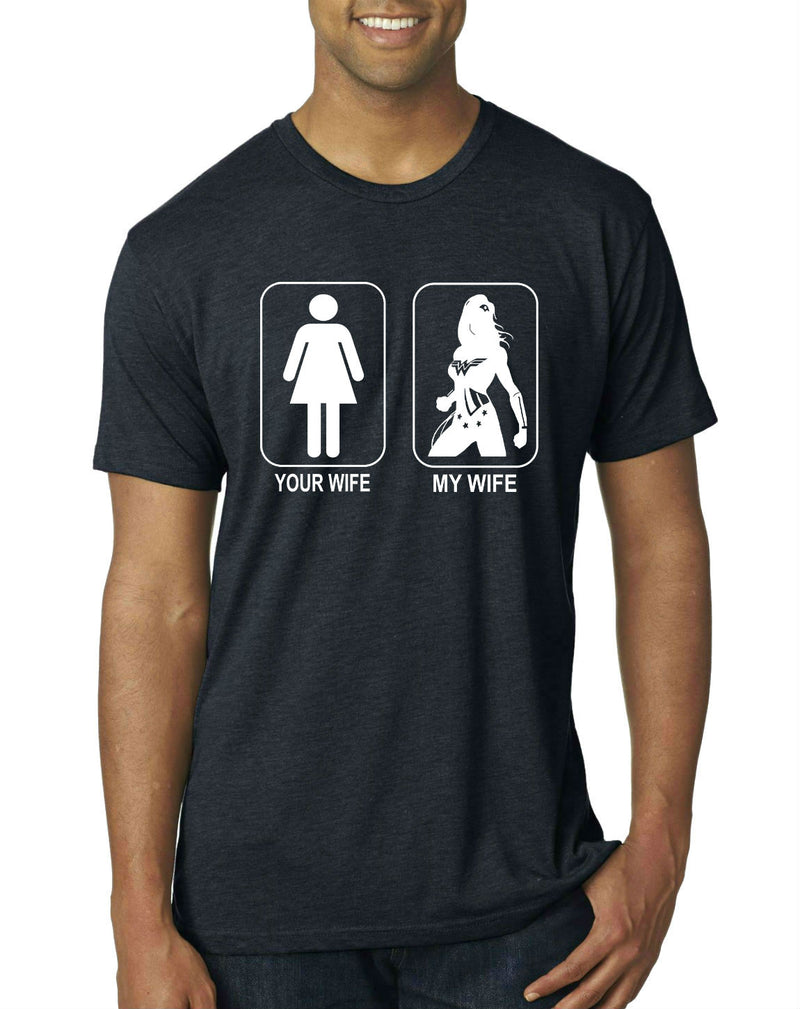 Your Wife My Wife T-Shirt