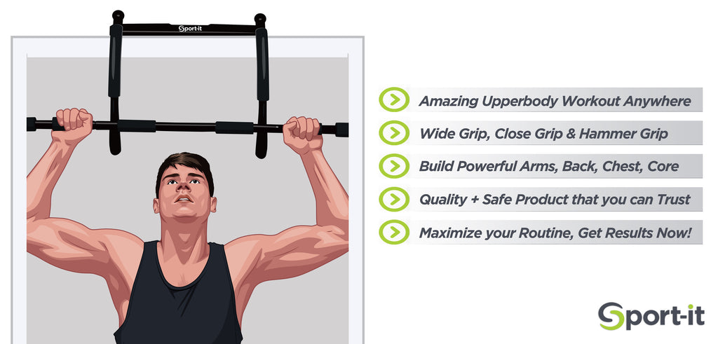 Pull-up Bar - Go Sport-it
