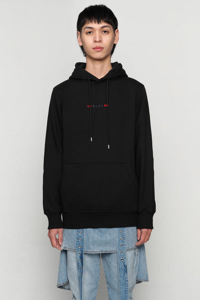 Alyx - Logo Collection Hoodie Black