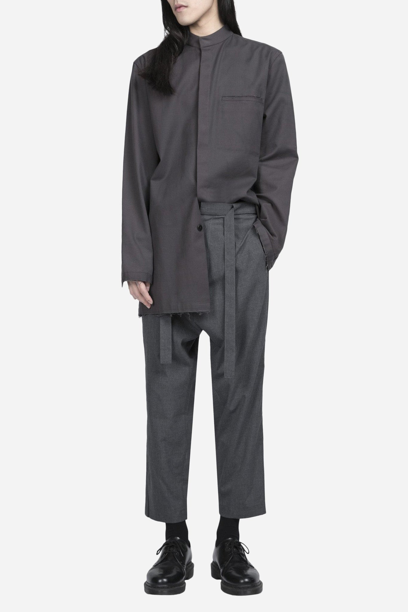 Mich Formal Trouser Labor Grey