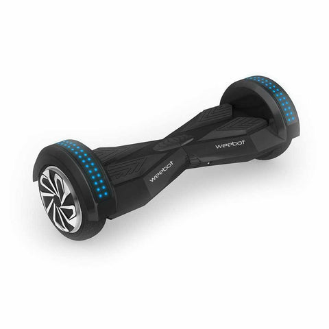Hoverboard Wave Full Black LED Bluetooth ♬ Musique 8 Pouces - Weebot