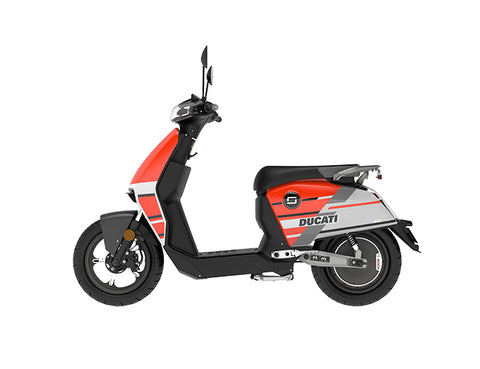 scooter electrique super soco cux ducati edition speciale