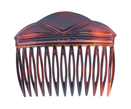 Entra Tortoise Shell Side Hair Combs 315