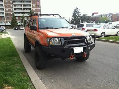 Nissan Xterra  Custom Winch Bumper. Made to order for You. RLC Welding