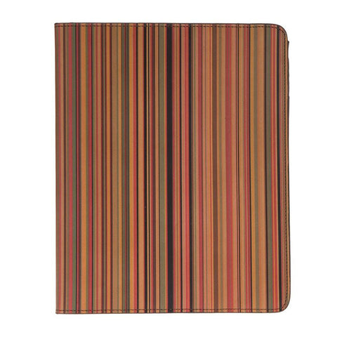 Paul Smith - Vintage Stripe Print iPad Mini Tablet Case - iPad Case - Sinclairs Online