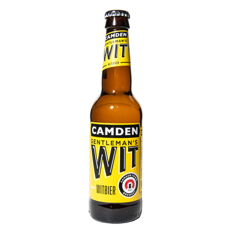 Gentleman's Wit, British Wit Bier, 4.3%