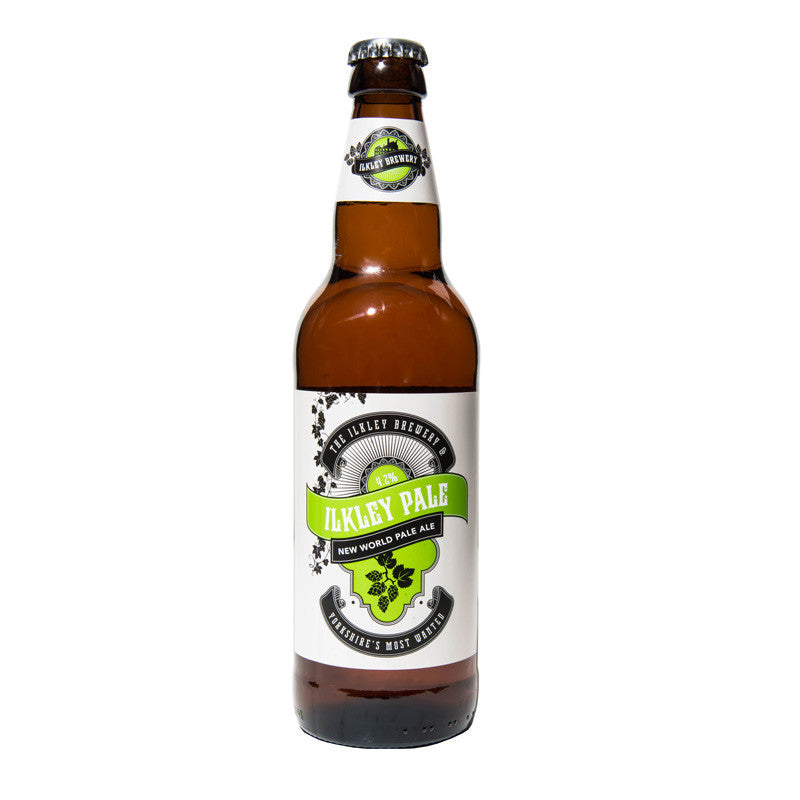 Ilkley Pale British Pale Ale Ilkley Bottle