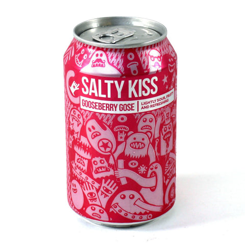 Saltykiss, British Gooseberry Gose, 4.1%