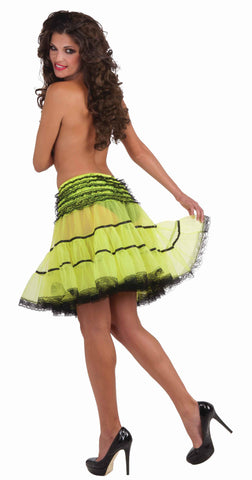 "16"" Crinoline Slip - Various Colors - HalloweenCostumes4U.com - Accessories - 1"