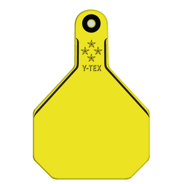 Y-TEX Large Blank Tag Only