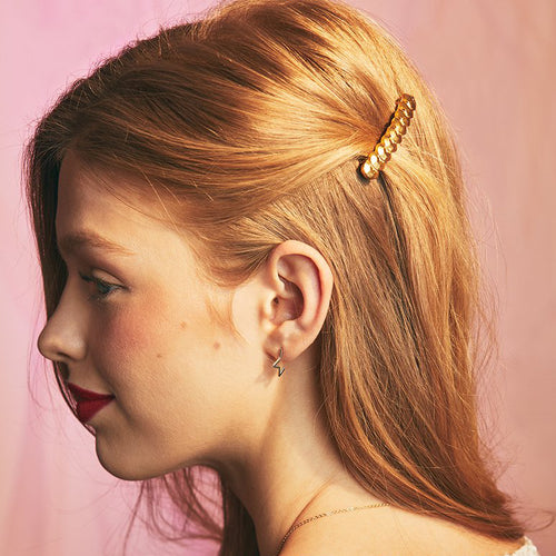 Sequin Barrette