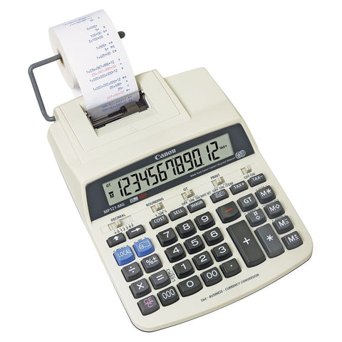 Canon MP121MG Calculator