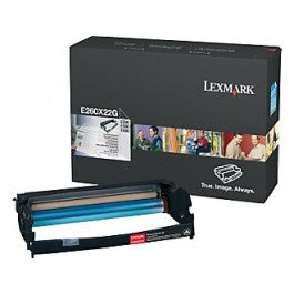 Lexmark E260 / 360 / 460 Photoconductor Unit - 30,000 pages