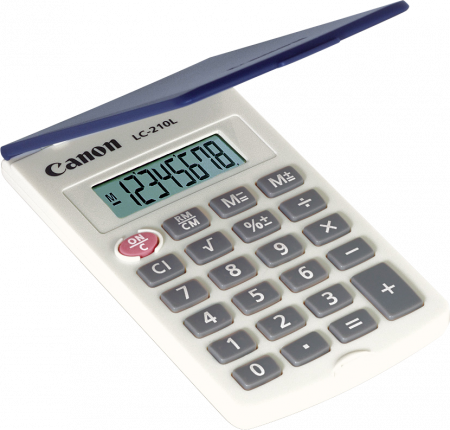 Canon LC210L Calculator