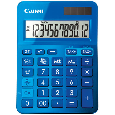 Canon LS123MBL Calculator