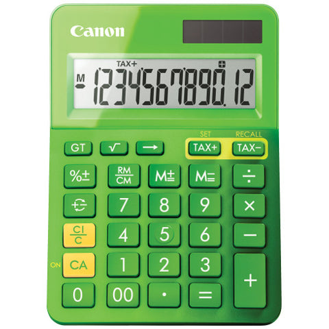 Canon LS123MGR Calculator